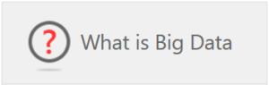 What is Big Data Microsoft
