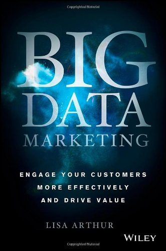 big data marketing by lisa arthur