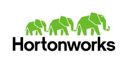 Hortonworks logo copyright