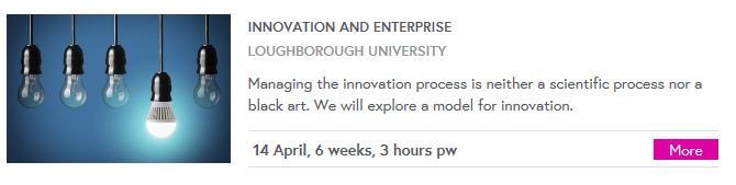 Innovation and Enterprise MOOC