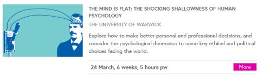 The Mind ifs Flat MOOC