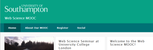 Web Science MOOC