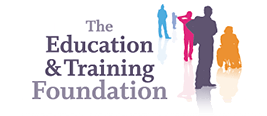 The Education and Training Foundation - logo